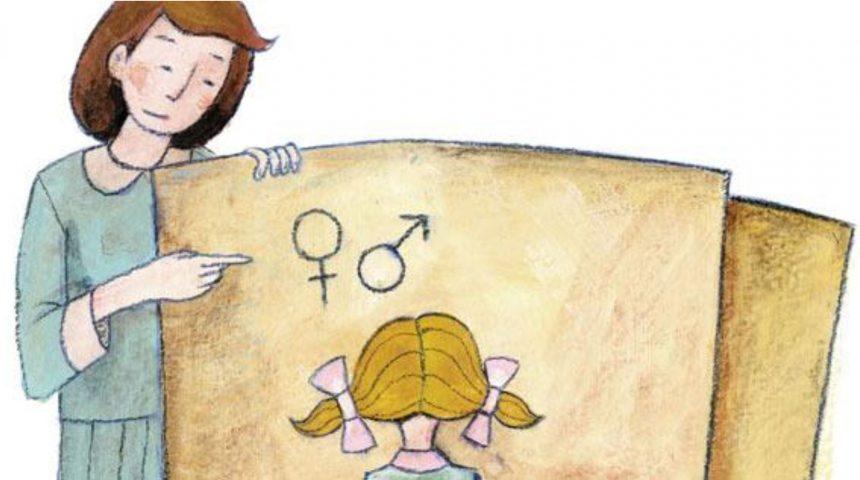 Çocuklarda Cinsel Eğitim
